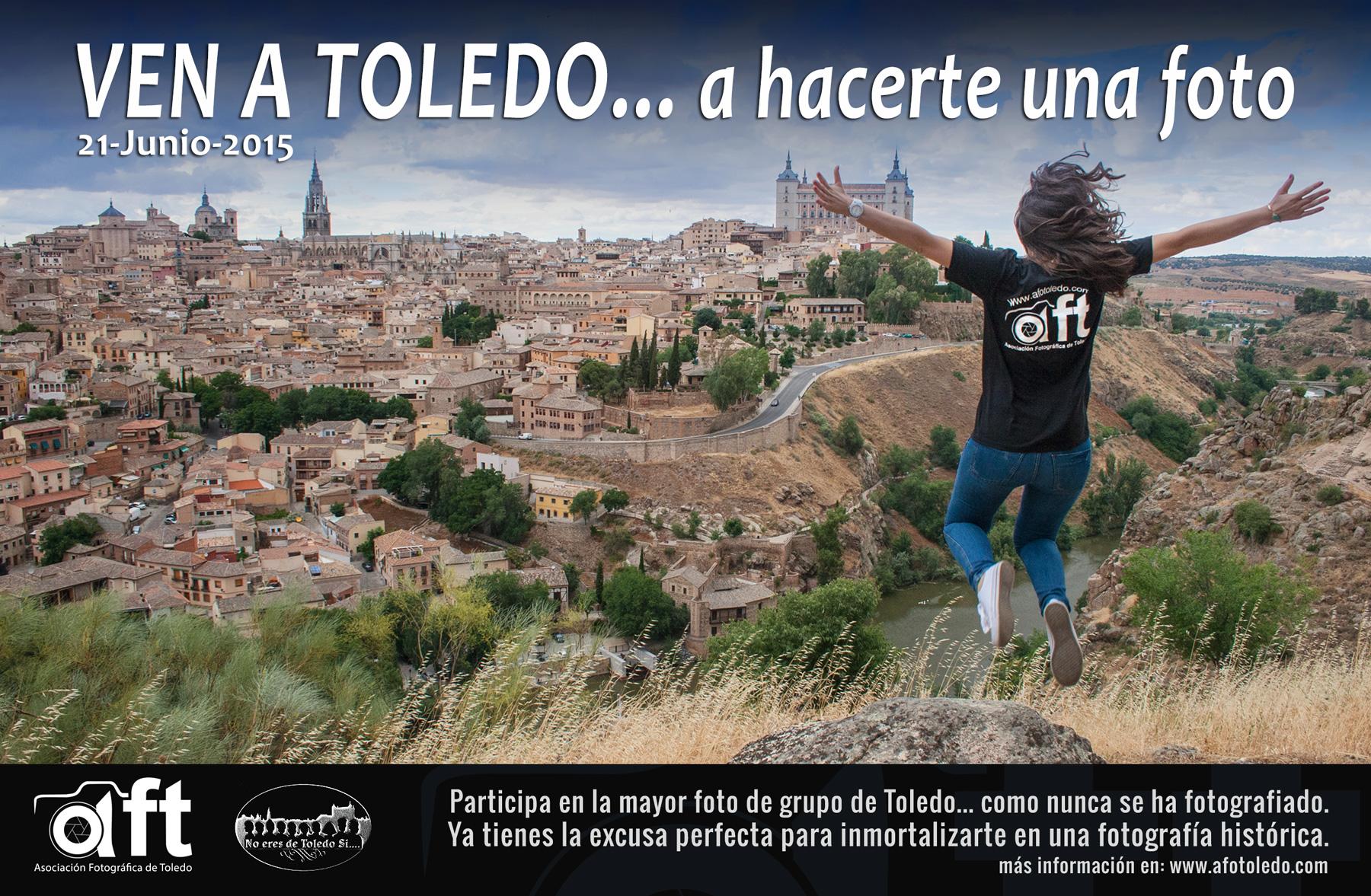 Asociación panorámica de Toledo