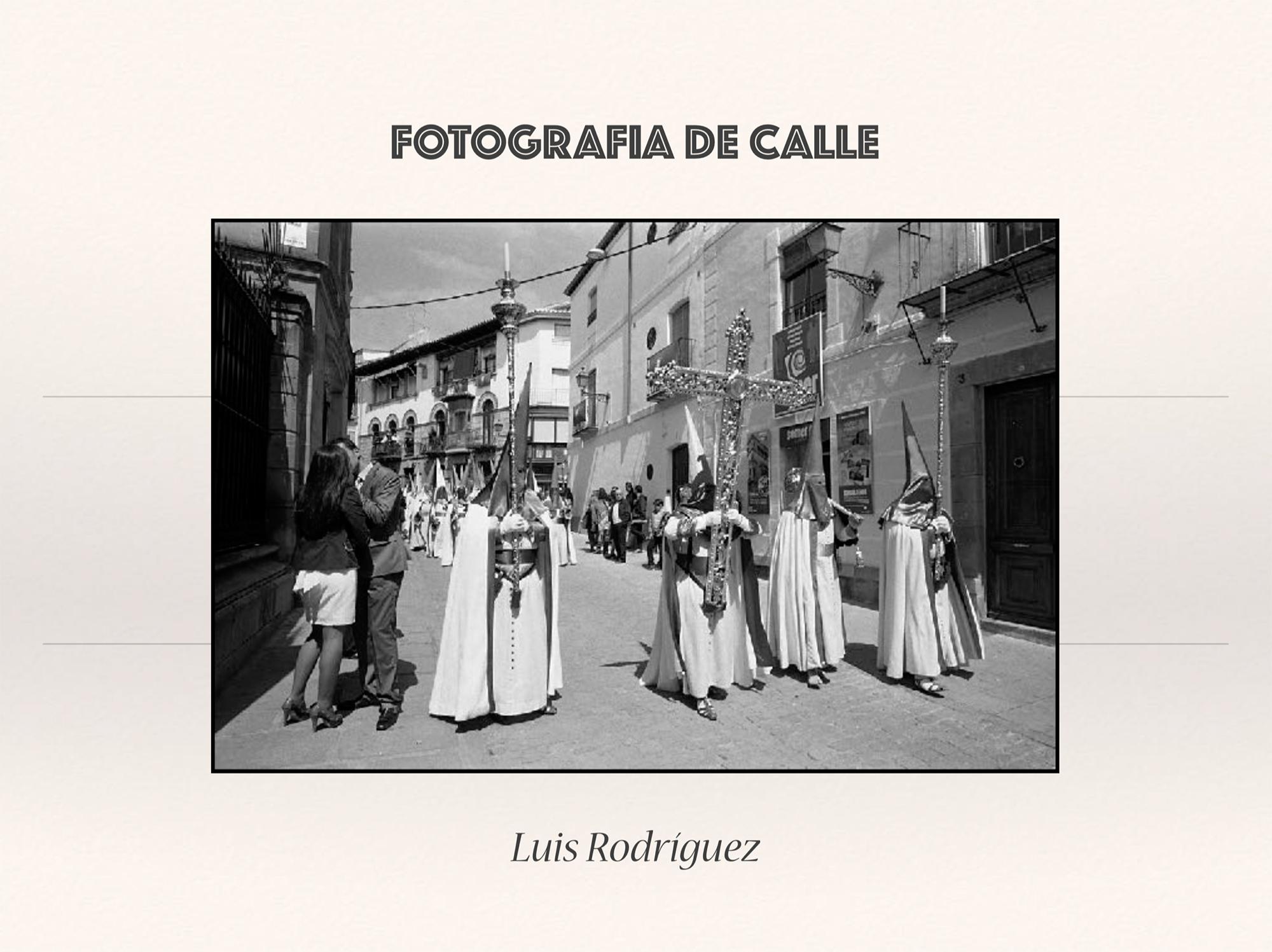 AUTOFORMACION: FOTOGRAFÍA DE CALLE