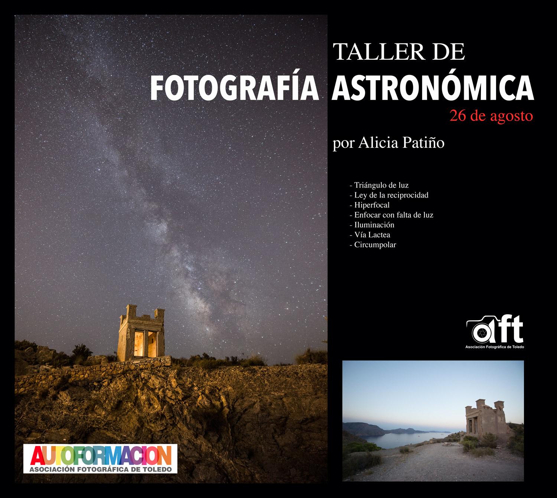 Taller de Fotografía Astronómica