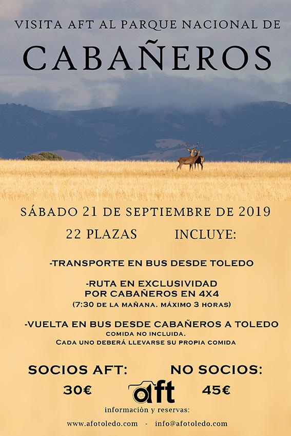 SALIDA A CABAÑEROS 2019