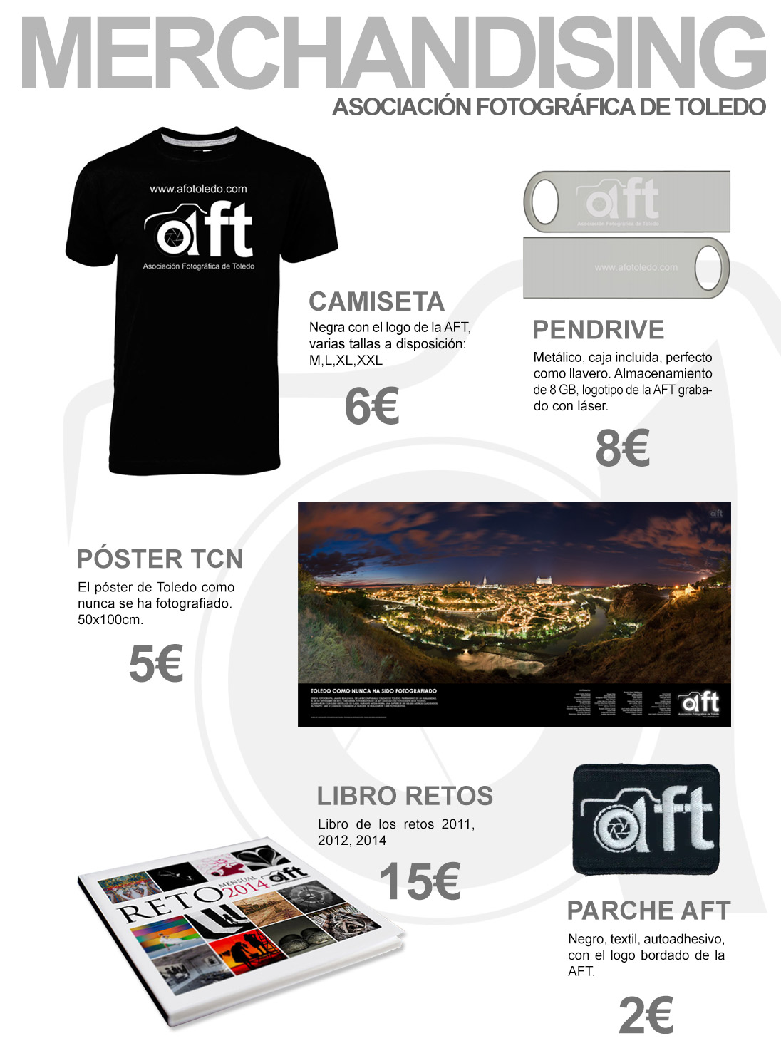 Merchandising AFT