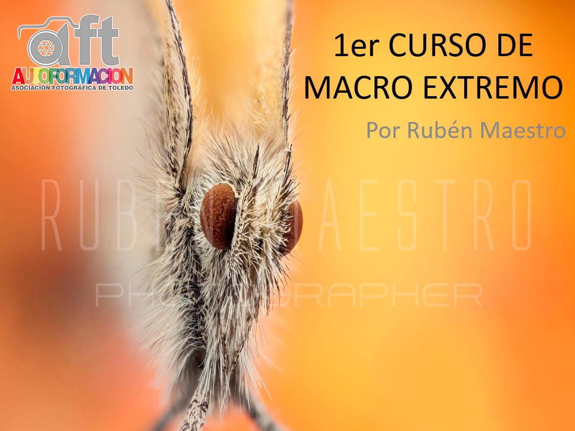 Taller de Macro Extremo, con Rubén Maestro